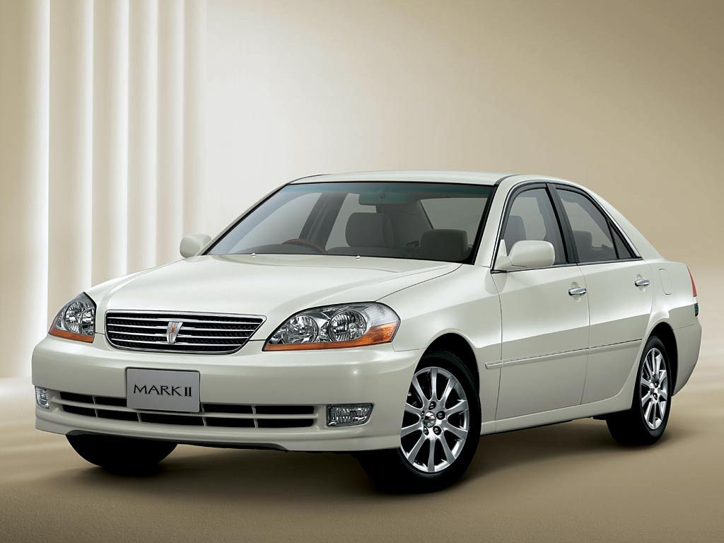 Toyota Mark Ii Technical Specifications And Fuel Economy